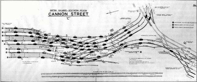 Cannon Street Signal Box