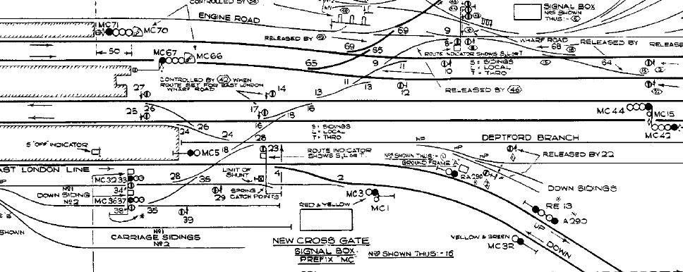 Westinghouse Brake  U0026 Saxby Signal Co  Ltd  New Cross Gate