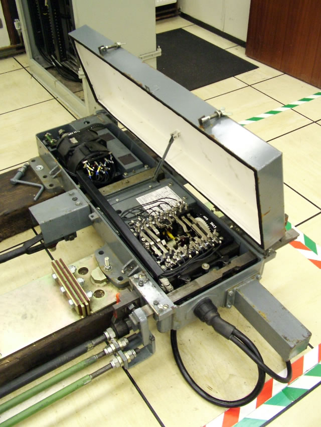 m3 switch machine